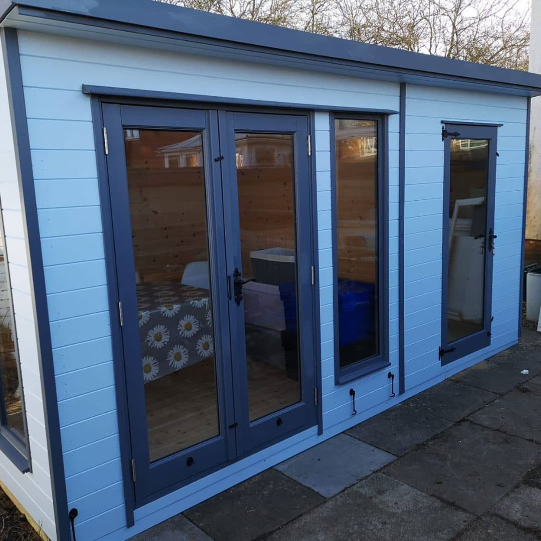 Garden Offices » BBD Leisure Buildings